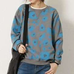 Fashion Street - Floral Print Pullover