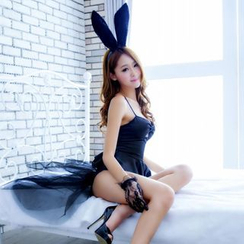 Aiyiruo - Bunny Party Costume