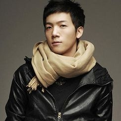 MR.PARK - Fringed Scarf