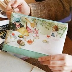 iswas - Illustration Zip Pouch