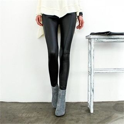 GLAM12 - Coated Leggings