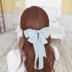 soo n soo - Chiffon Ribbon Hair Pin