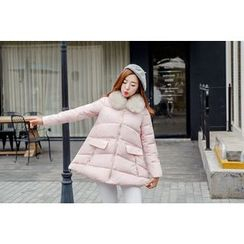Dream Girl - Furry Padded Jacket