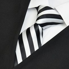 RIVIRO - Striped Necktie