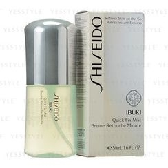 Shiseido - IBUKI Quick Fix Mist
