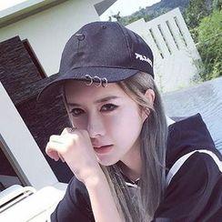 SOCOOL - 刺绣棒球帽