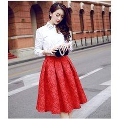 RJ Story - Pleated Skirt
