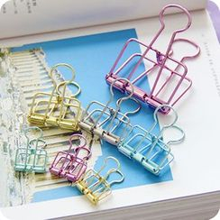 Fun House - Metal Binder Clip