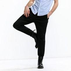 Yishion - Slim-Fit Pants