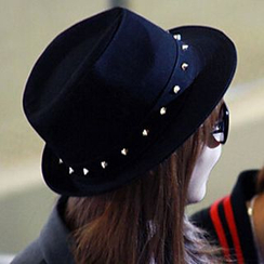 Hats 'n' Tales - Embellished Fedora Hat