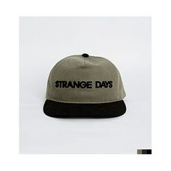 Someday, if - Lettering Cap