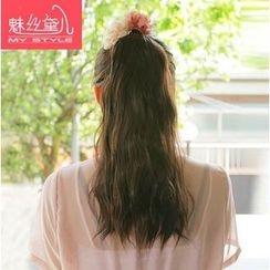 魅丝黛儿 - 马尾假发 - 鬈髪