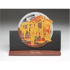 POSTalk - 大型立體賀卡 - 砵典乍街