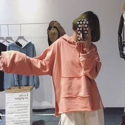 Meimei - 寬鬆連帽衫