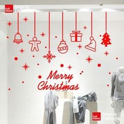OH.LEELY - Christmas Wall Sticker