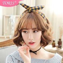 Toris - Short Full Wig - Wavy