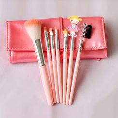 SunShine - Makeup Brush Set