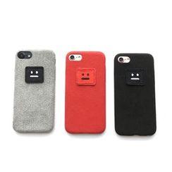 Stardigi - 贴布绣手机套 - 苹果 iPhone 5 / SE / 6 / 6 Plus / 7 / 7 Plus