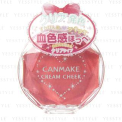 Canmake - 夢幻胭脂膏 (#CL06 Clear Peach Sugar)