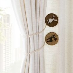 Home Simply - Magnetic Curtain Buckle