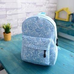 Bibiba - Lace Backpack