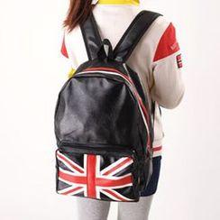 Jackpot Queen - Union Jack Backpack