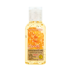 Nature Republic - Hand And Nature Sanitizer Gel (Ethanol) - Honey 30ml