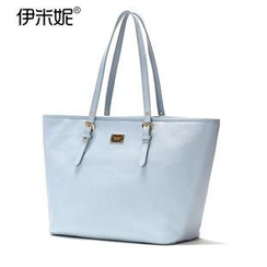 Emini House - Genuine Leather Tote