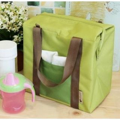 Hagodate - Color Panel Lunch Bag