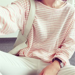 Fairy Essential - Striped Long-Sleeve T-Shirt