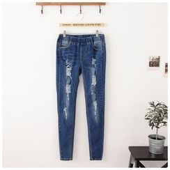 Maymaylu Dreams - Elastric Waist Jeans