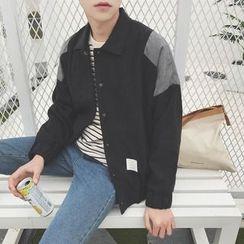 Arthur Look - Color Panel Jacket