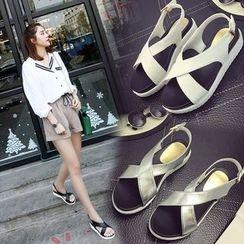 BAYO - Platform Sandals