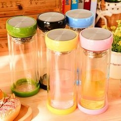 SunShine - Drinking Bottle with Tea Infuser