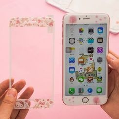 Show Home - Printed Tempered Glass Protective Film - Apple iPhone 6 / 6 Plus