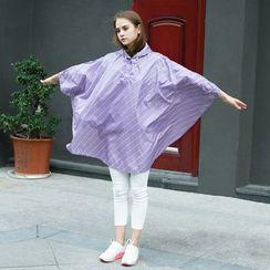 Home Simply - Striped Rain Coat