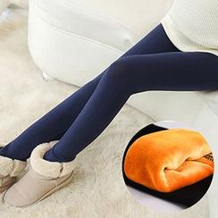 TSUKI - Maternity Fleece Lined Leggings
