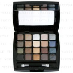 Dear Laura - 20 Colors Eyeshadow Palette (#CP06 Ash Brown) (Limited Edition)