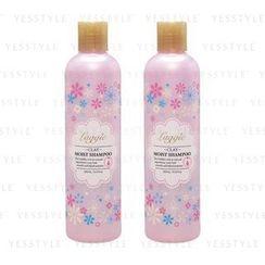 Laggie - Moist Shampoo Set