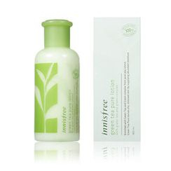 Innisfree - Green Tea Pure Lotion