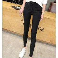 Jenny's Couture - 純色窄身褲