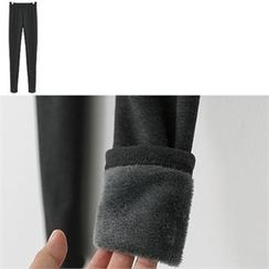 PEPER - Fleece-Lined Leggings