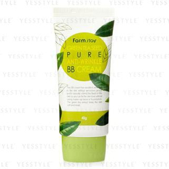 Farm Stay - Green Tea Seed Pure Anti-Wrinkle BB Cream