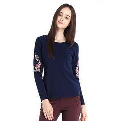 O.SA - Embroidered Pullover
