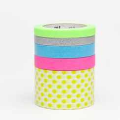 mt - mt Masking Tape : mt Sweet M (5 Pcs)