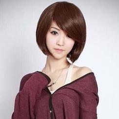 VIDO - Short Full Wig - Straight