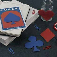Ms Zaa - Poker Memo Pad