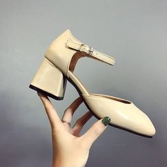 Chryse - 粗跟高跟鞋