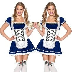 Gembeads - Beer Girl Party Costume