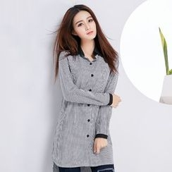 Eferu - 细条纹长衬衫